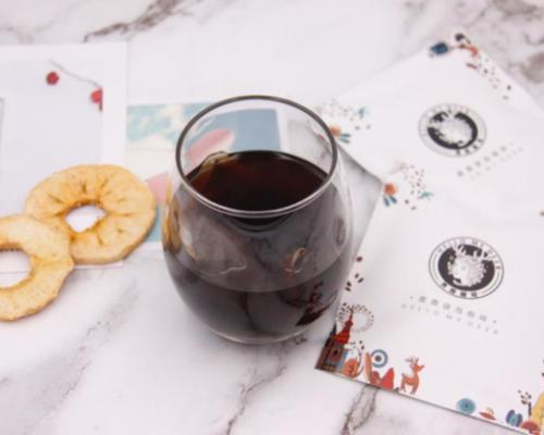 咖啡控的福利 解锁黑鹿咖啡花式新喝法